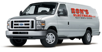 Ron's Electric Van